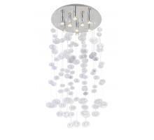 Потолочный светильник AZZARDO LUVIA 125 XL CLEAR AZ2573