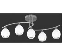 Потолочный светильник TRIO CURVA 605600507