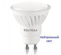 LED Лампа VOLTEGA 7073/VG1-S2GU10cold10W-С