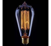 Лампа Эдисона VOLTEGA 5918/VG6-ST64A1-40W