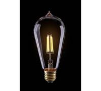 LED Лампа VOLTEGA 7016/VG10-ST64Cwarm4W