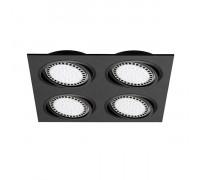 Точечный светильник ZUMA LINE BOXY DL4 20073-BK