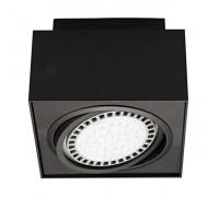 Точечный светильник ZUMA LINE BOXY CL1 20074-BK
