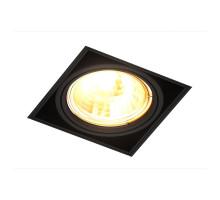 Точечный светильник ZUMA LINE ONEON DL 50-1 94361-BK