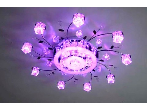 Типы аквариумных ламп