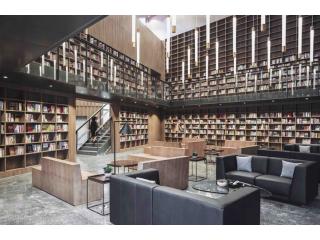 Освещение в библиотеке и читальном зале