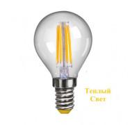LED Лампа VOLTEGA 7008/VG10-G1E14warm4W-F Шар